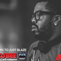 DJ Bee - #FreshRadio Mixtape aired 01.08.2017(@JustBlaze) Cover Art