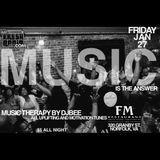 DJ Bee - #FreshRadio Mixtape aired 01.19.2017 Cover Art