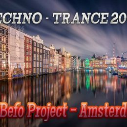 DJ Befo Project /DB Stivensun/ - Amsterdam Cover Art