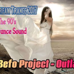 DJ Befo Project /DB Stivensun/ - Outland Cover Art