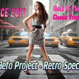 DJ Befo Project /DB Stivensun/ - Retro Spectral Cover Art