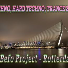 DJ Befo Project /DB Stivensun/ - Rotterdam Cover Art