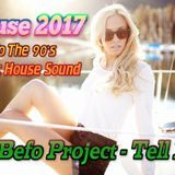 DJ Befo Project /DB Stivensun/ - Tell Me Cover Art