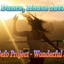 DJ Befo Project /DB Stivensun/ - Wonderful Sun Cover Art