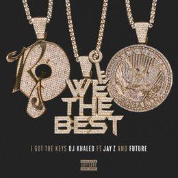 DJ Black Jesus - I Got The Keys (Instrumental) Cover Art