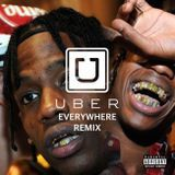 DJ Black Jesus - Uber Everywhere (Remix) (Instrumental) Cover Art