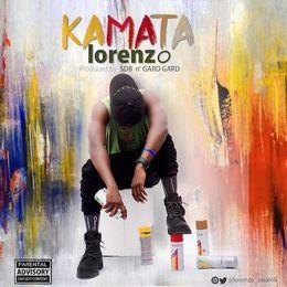 DJ CHOKA - KAMATA Cover Art