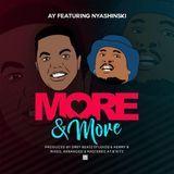DJ CHOKA - MORE & MORE Cover Art