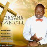 DJ CHOKA - Bayana Yangu Cover Art