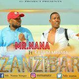 DJ CHOKA - ZANZIBAR Cover Art