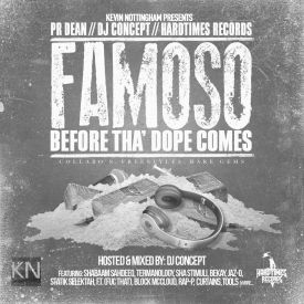 DJ Concept - Famoso - Before Tha Dope Comes Cover Art