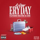 DJ Cos The Kid - EryDay Cover Art