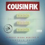 DJ Cos The Kid - Sickest Nigga Healthy 3 Cover Art