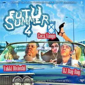 DJ Day-Day - FutuSummer 4 [Hosted By Coca Vango & Yakki Divioshi] Cover Art