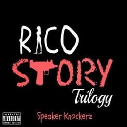 DJ Day-Day - Rico Story Trilogy Cover Art