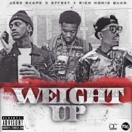 DJ Day-Day - Weight Up Cover Art