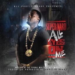 DJ Day-Day - All Eyes On Me Cover Art