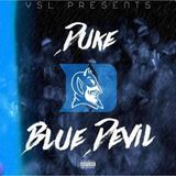 DJ Day-Day - Blue Devil Cover Art