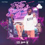 DJ Day-Day - FutuSummer 10 Cover Art