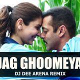 Dj Dee Arena - Jag Ghoomeya Cover Art