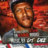 DJ Dee - AUMA Radio Mix Volume 4 Cover Art