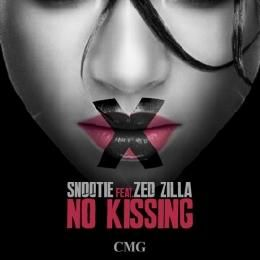 DJ Dee - No Kissing (ft Zed Zilla) Cover Art