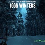 DJ Diggz - 1000 Winters Cover Art