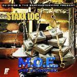DJ Diggz - M.O.E. Cover Art