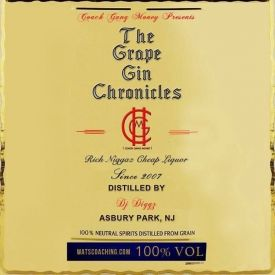 Coach Gang Money - The Grape Gin Chronicles