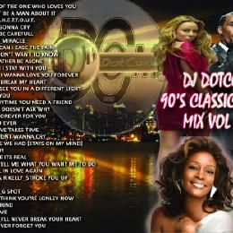 D dotcom dj dotcom 90 39 s classic souls mix vol 1 gold for Classic 90s house mix