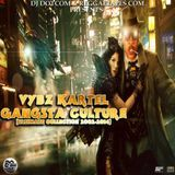 DJ DOTCOM (MIXTAPE GENIUS) - DJ DOTCOM_PRESENTS_VYBZ KARTEL_GANGSTA CULTURE (ULTIMATE COLLECTION) Cover Art