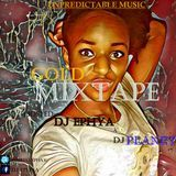Dj Ephya - Gold Mixtape Cover Art