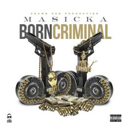 DJ Frossaholiks - Born Criminal  Cover Art