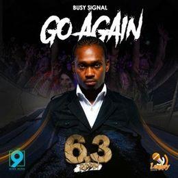 DJ Frossaholiks - Go Again Cover Art