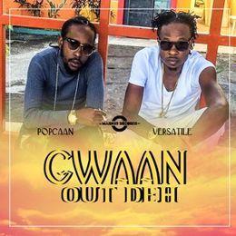 DJ Frossaholiks - Gwaan Out Deh Cover Art