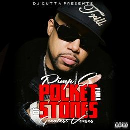 DJ Gutta - Pocket Full Of Stones Cover Art