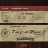 DJ Honorz - Passport Music 2  Cover Art