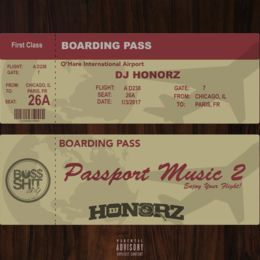 DJ Honorz - Passport Music 2  Cover Art