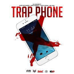 DJ Honorz - Trap Phone Cover Art