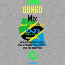 DJi KENYA - 2016 Bongo Mix [@DJiKenya] Cover Art