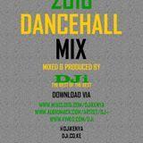 DJi KENYA - 2016 Dancehall Mix [@DJiKenya] Cover Art