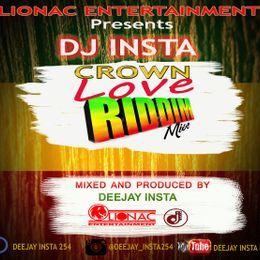 DJ insta - CROWN LOVE RIDDIM MIX_DJ INSTA Cover Art