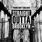 DJ J-BOOGIE - Straight Outta Brooklyn Cover Art