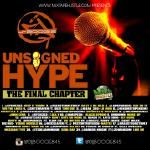 DJ J-BOOGIE - Unsigned Hype The Final Chapter Cover Art