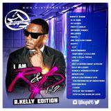 DJ J-BOOGIE - I Am R&B Vol. 2 R. Kelly Edition Cover Art
