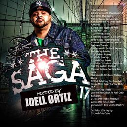 DJ J-BOOGIE - The Saga 17 Hosted By Joell Ortiz Cover Art