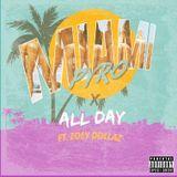 Dj Kam Bennett - Miami (feat. Zoey Dollaz) Cover Art