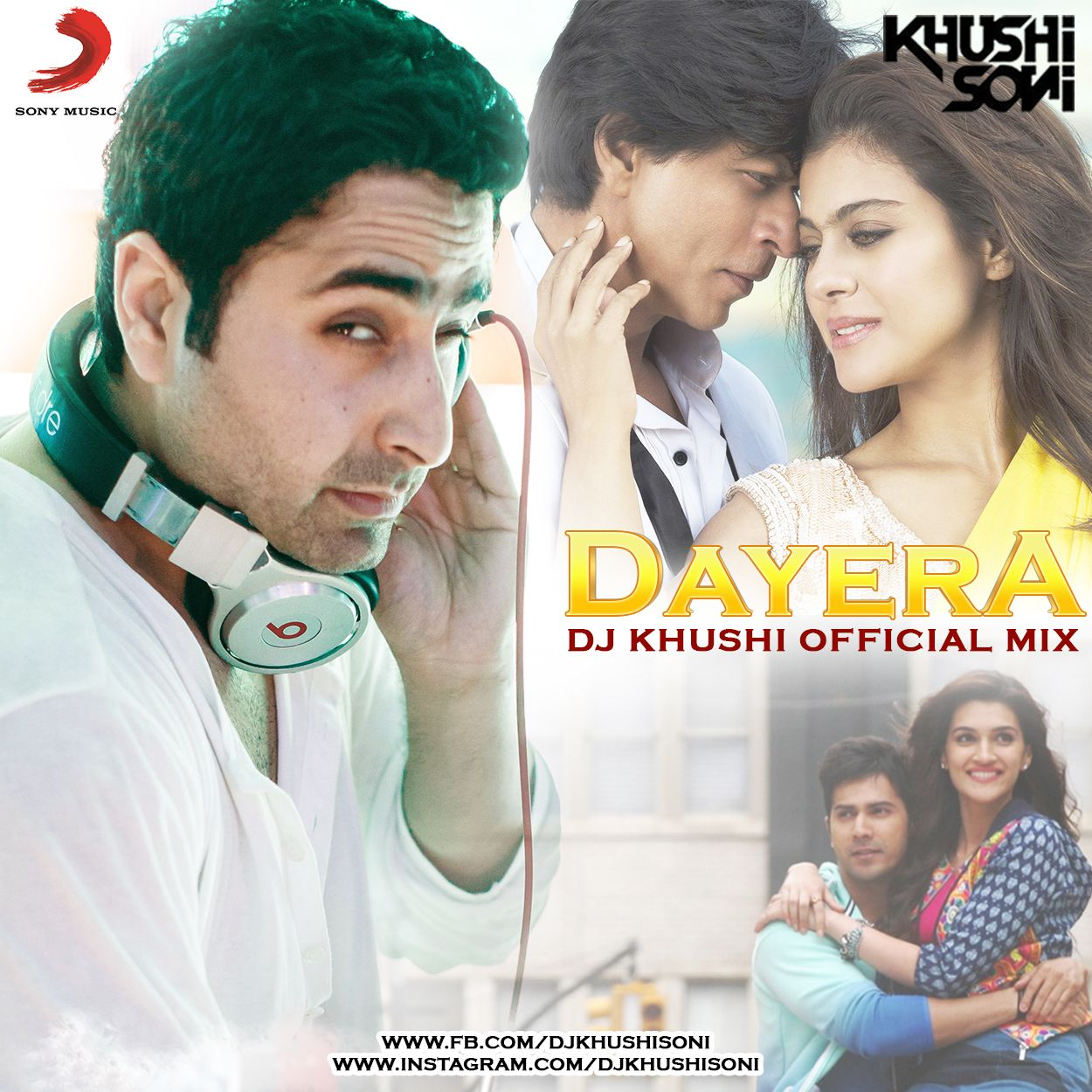 Download Song Gerua Of Dilwale: DJ KHUSHI OFFICIAL REMIX