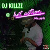 DJ Killzz - @ HOTACTiiON 07.08.16 Cover Art