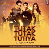DJ KUSHAGRA - Tutak Tutak Tutiya (Title Track) - DJ Kushagra Remix Cover Art